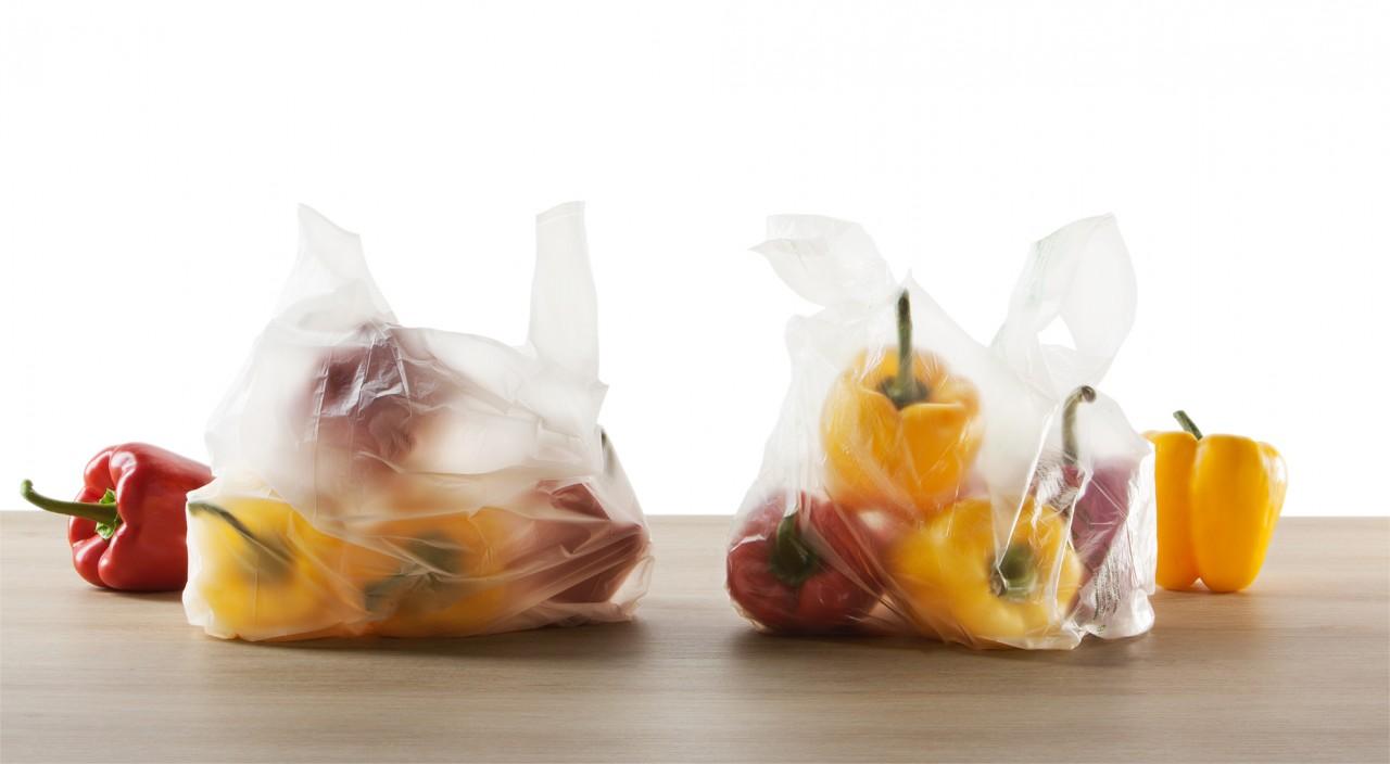 Túi nilon đựng hoa quả tùy loại mà độ bền khác nhau