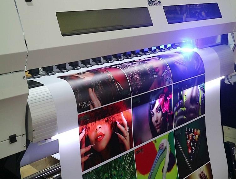In UV là công nghệ in hiện đại ứng dụng mọi ngành nghề