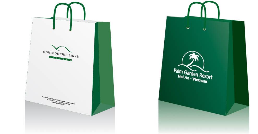 túi giấy đóng vai trò như là công cụ marketing vô cùng hữu ích