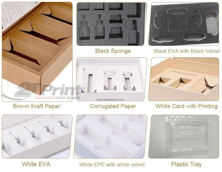 Những chất liệu khay đỡ sản phẩm phổ biến