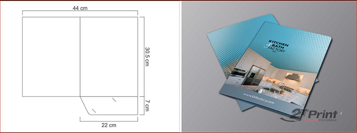 kích thước bìa hồ sơ tiêu chuẩn