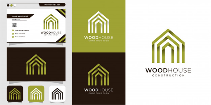 thiết kế logo nội thất giúp quảng bá thương hiệu dịch vụ