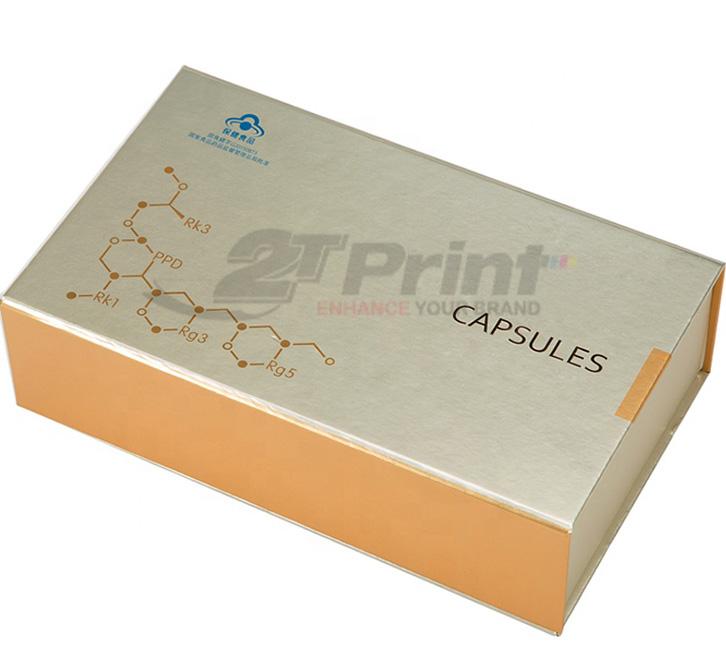 mẫu hộp cứng cao cấp đựng thuốc sang trọng