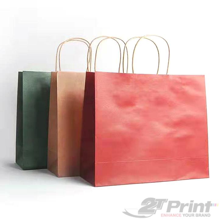 mẫu túi giấy đựng hộp quà tết thân thiện môi trường