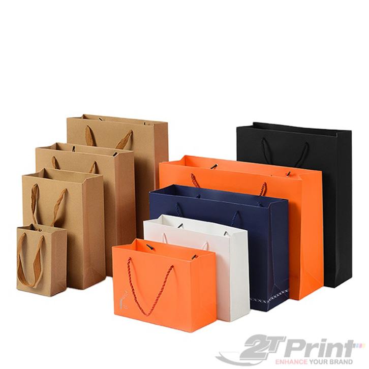mẫu túi giấy đựng hộp quà tết được yêu thích