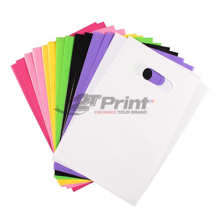 mẫu túi nilon đựng điện thoại đa màu sắc