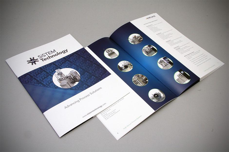 Mẫu sản phẩm in catalogue, brochure