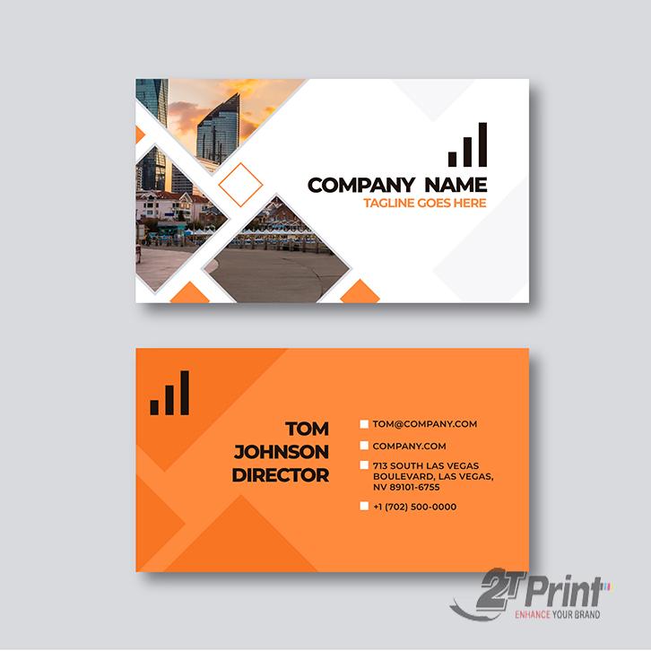 mẫu hình nền card visit đẹp doanh nghiệp ấn tượng