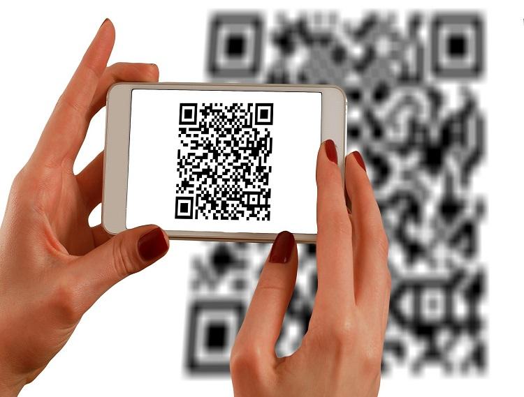 Qr code được ứng dụng phổ biến hiện nay
