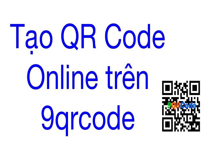 Qr code được tạo ra đơn giản