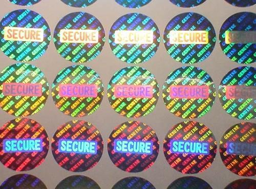 Tem bảy màu hay còn gọi là tem bảo hành