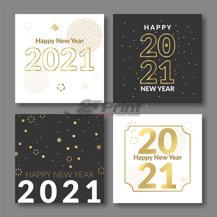 quy cách in thiệp chúc mừng năm mới 2021