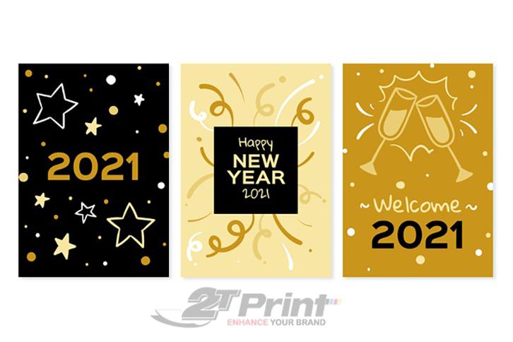 mẫu thiệp chúc mừng năm mới 2021