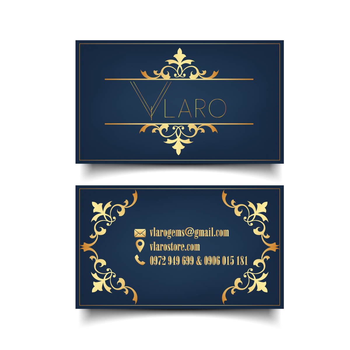 Thiết kế card visit ấn tượng giúp nâng tầm doanh nghiệp.