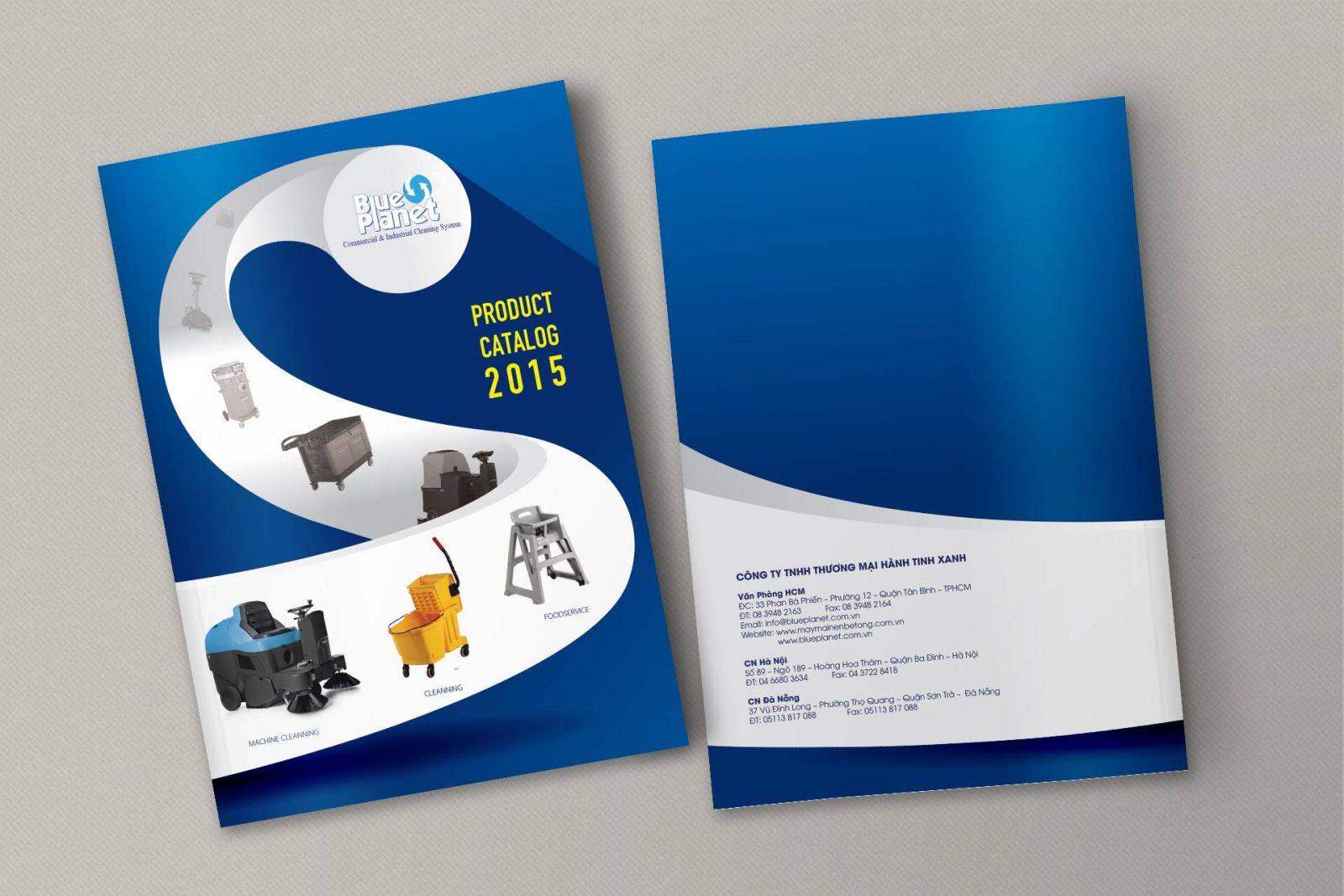 Catalog có vai trò quan trọng trong việc quảng bá sản phẩm cho doanh nghiệp
