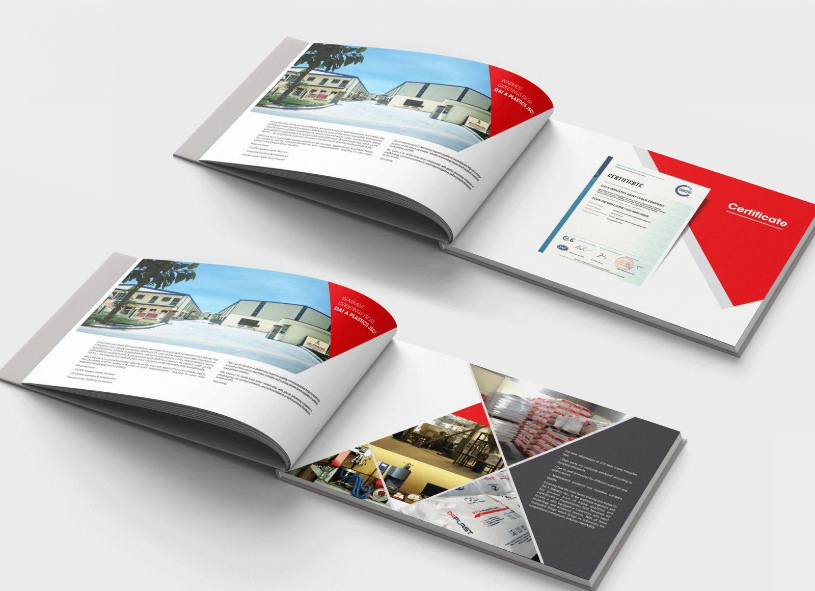 2Tprint sẽ đem đến cho bạn những sản phẩm catalog chất lượng nhất