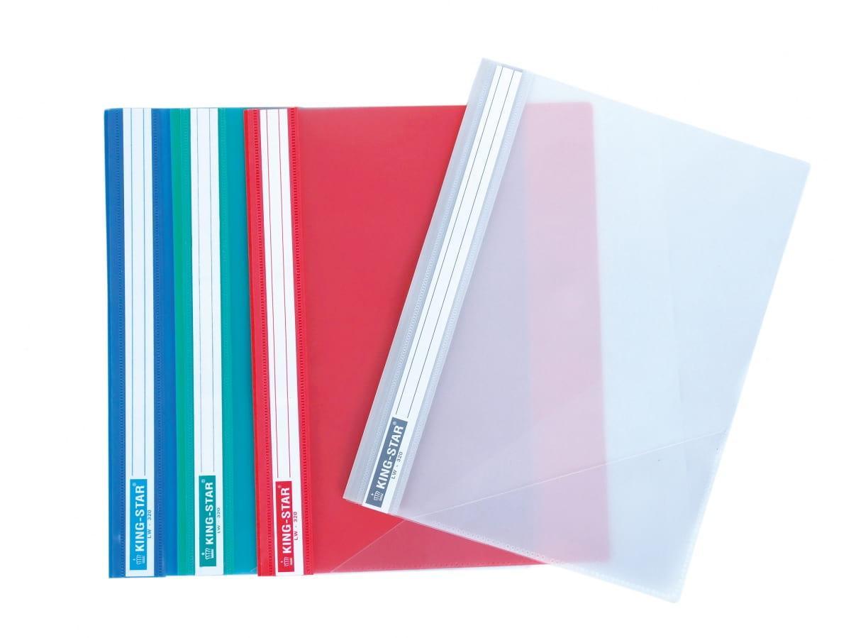 thiết kế folder, kẹp file ấn tượng