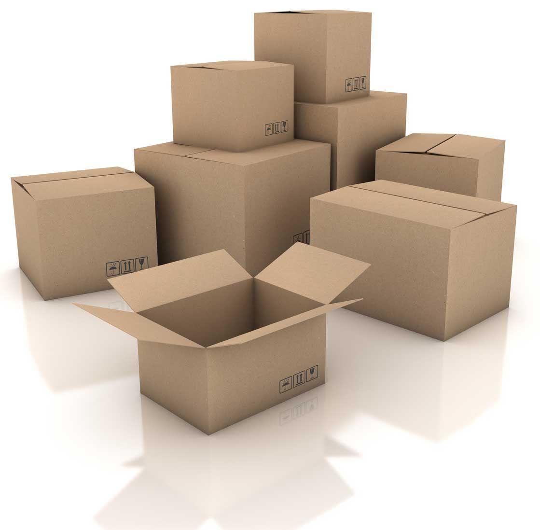 Những chiếc hộp carton, thùng carton đã không còn xa lạ trong cuộc sống của chúng ta.