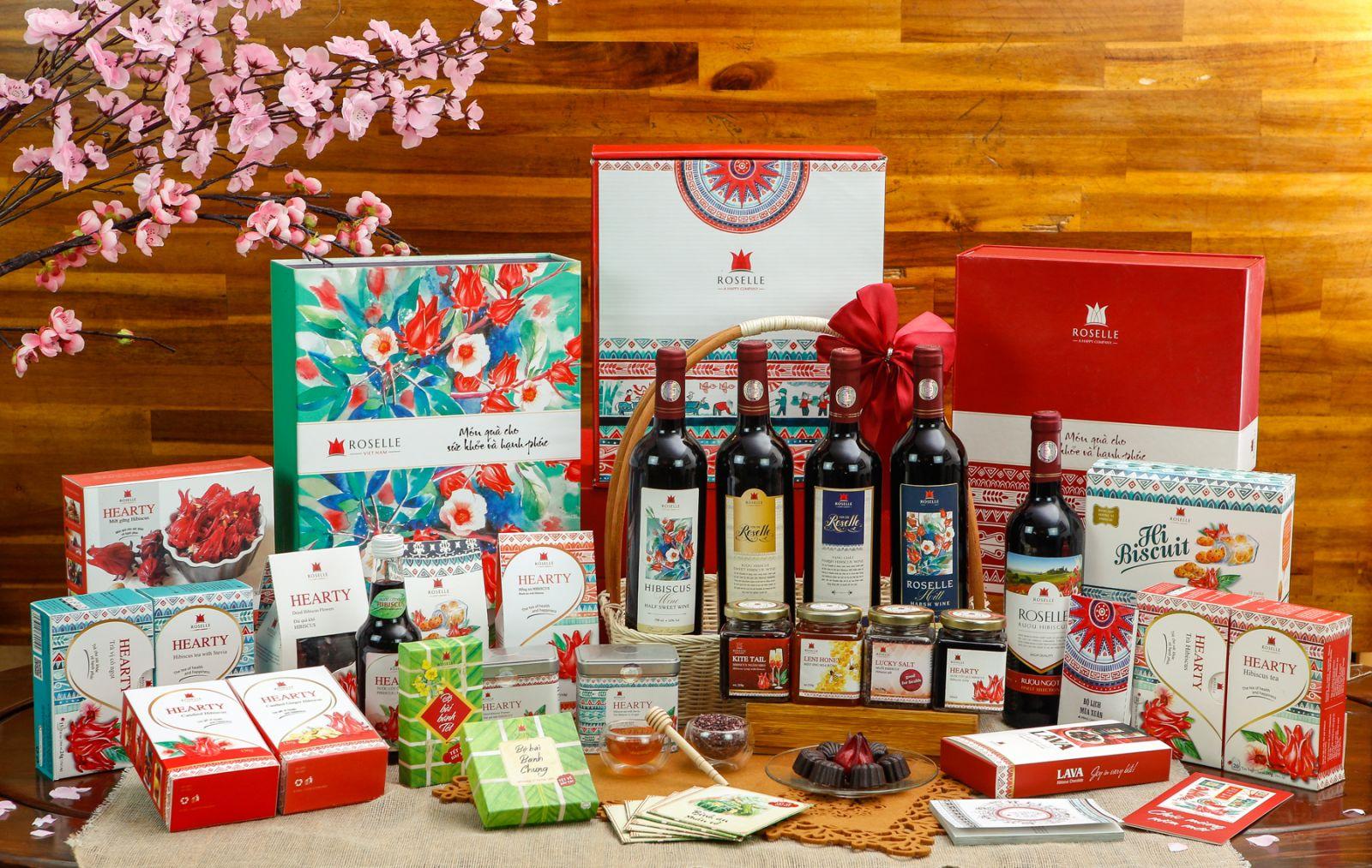 Thiết kế hộp quà tặng mang lại sự khác biệt cho sản phẩm.