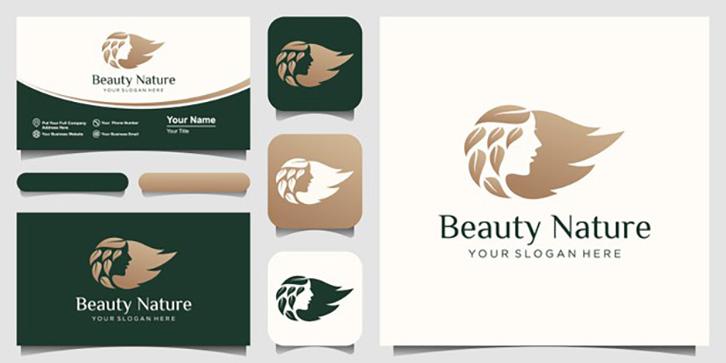 mẫu thiết kế logo spa đẹp mắt
