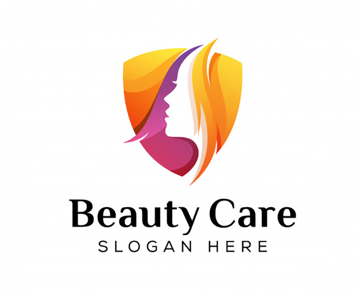 màu sắc thiết kế logo spa