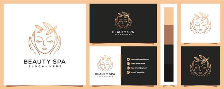lưu ý khi thiết kế logo spa
