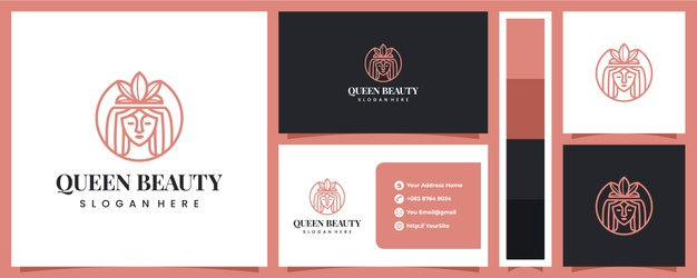 mẫu thiết kế logo spa