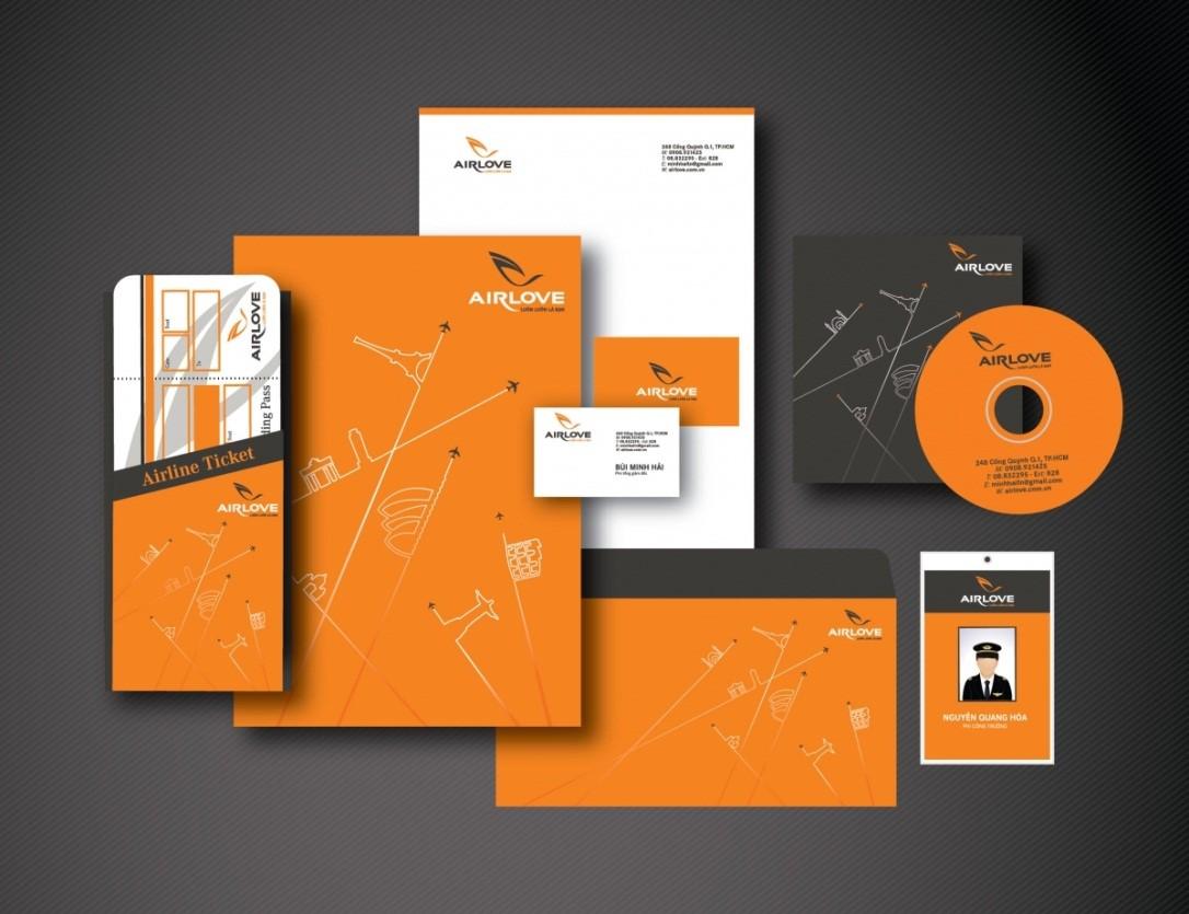 Thiết kế bộ nhận diện thương hiệu luôn rất quan trọng với các doanh nghiệp.