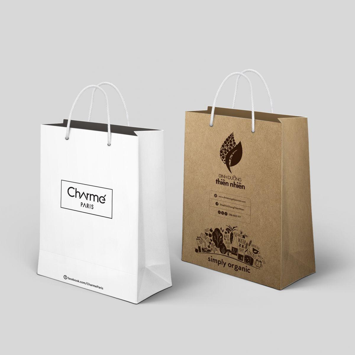 Việc lựa chọn chất liệu giấy có thể sẽ ảnh hưởng đến quy cách gia công, in ấn