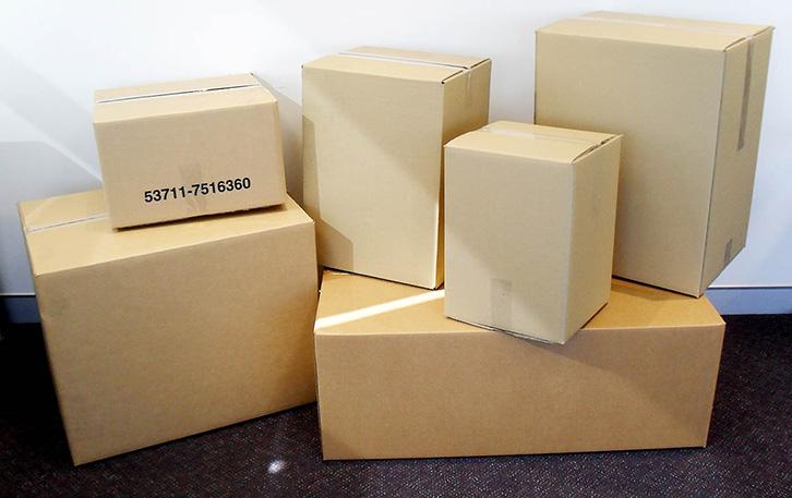 thùng carton đựng đồ nội thất