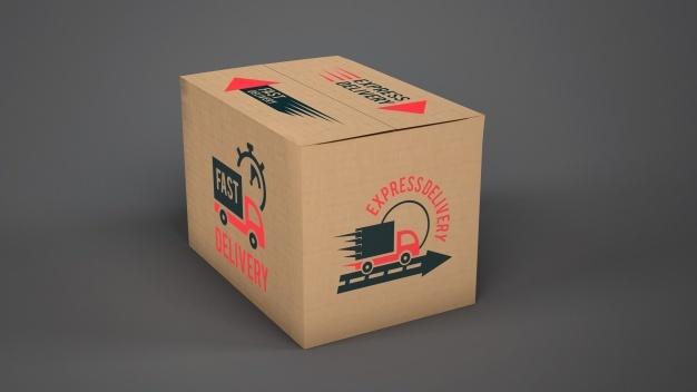 Thùng carton được làm từ nguyên liệu bảo vệ môi trường