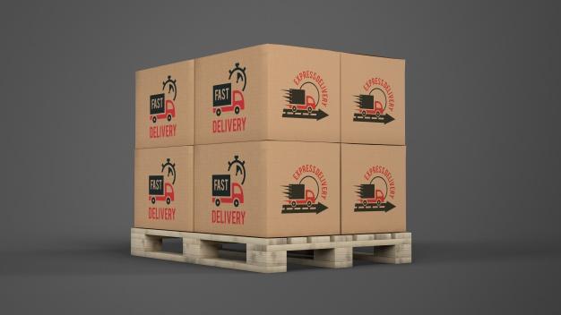 Những mẫu thùng carton theo yêu cầu
