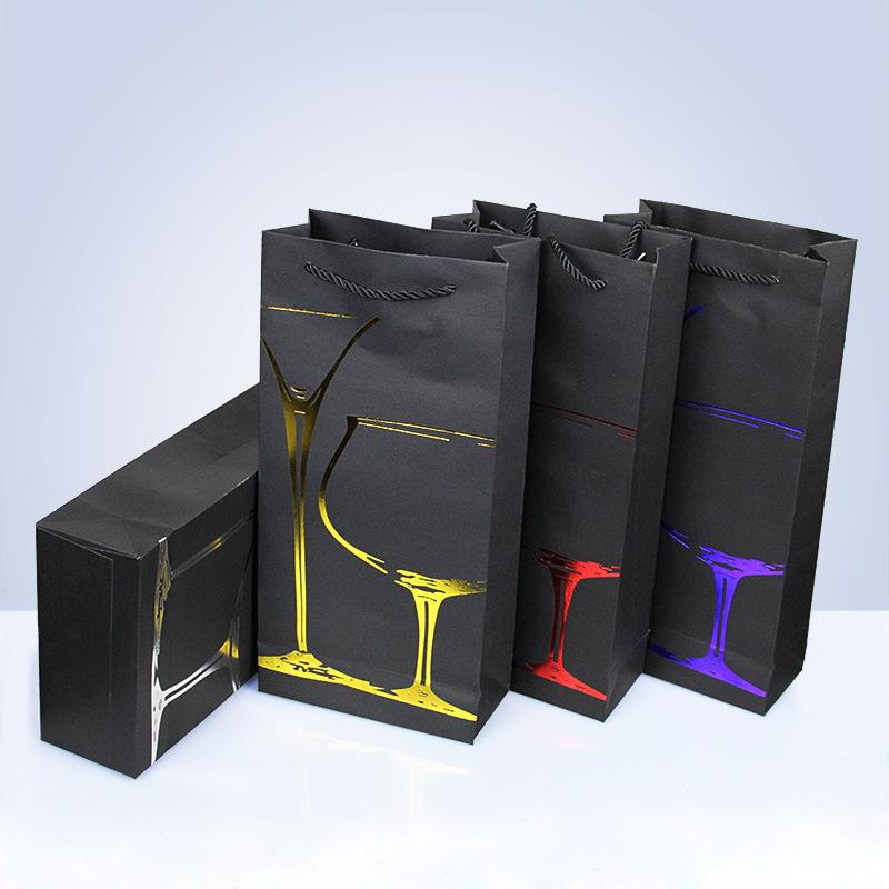 Ưu điểm của túi đựng rượu bằng giấy
