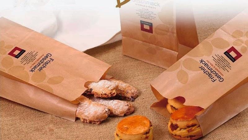 Túi giấy đựng thực phẩm an toàn với sức khỏe