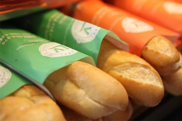 Thiết kế quảng cáo hiệu quả với túi giấy đựng thực phẩm