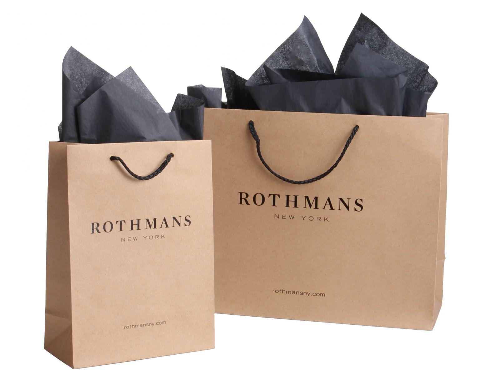 Túi giấy kraft có độ bền cao hơn các loại túi giấy khác