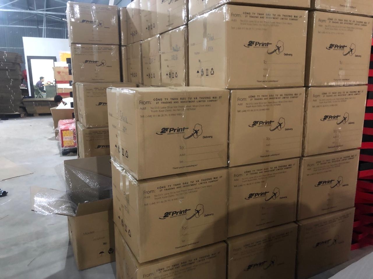 Túi giấy xuất khẩu đi các thị trường khó tính như Mỹ và Nhật bản