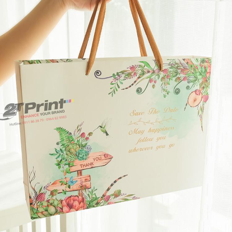 Túi giấy-hộp giấy