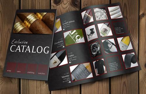 Catalogue giúp tăng nhận diện thương hiệu