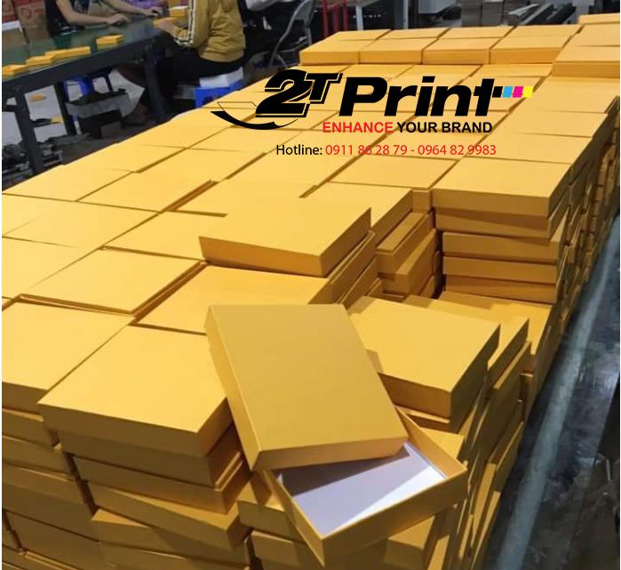 xưởng sản xuất in hộp đựng ví