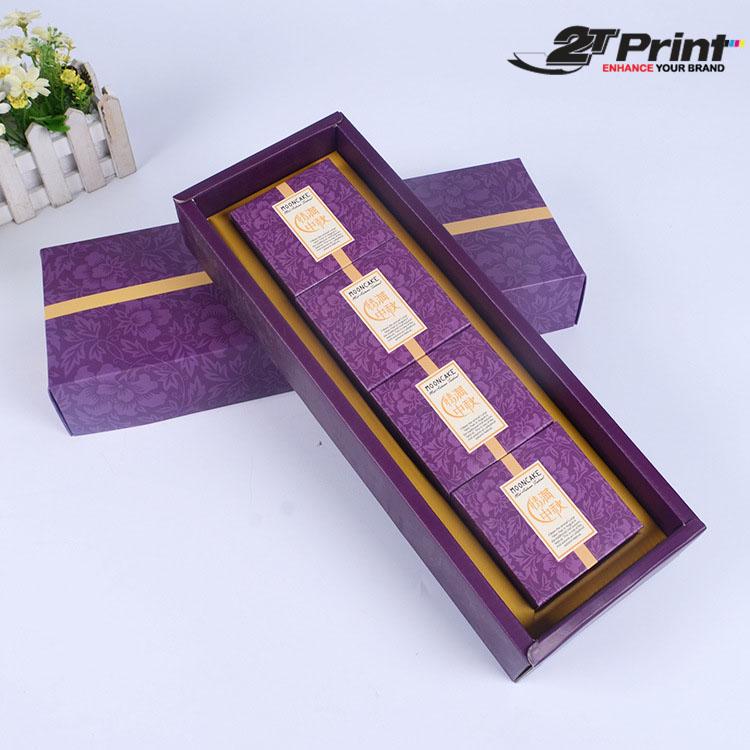 mẫu in hộp bánh trung thu màu tím