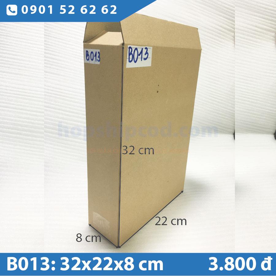 hộp carton bán sẵn